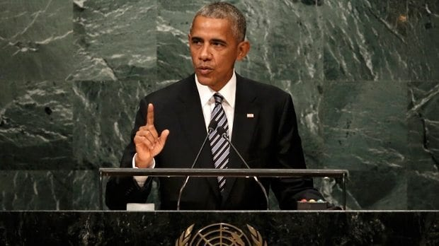 Obama'nın BM konuşmasında İsrail ve Filistin'e yönelik çarpıcı vurgu