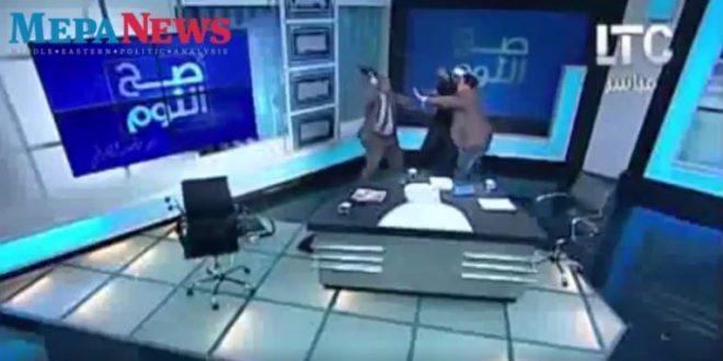 Video: Başörtüsü farz değil diyen imamı canlı yayında dövdüler