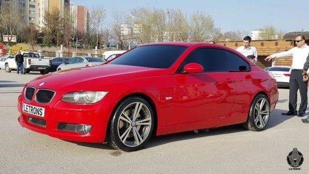 Türk mühendisler BMW'yi Transformers'a çevirdiler