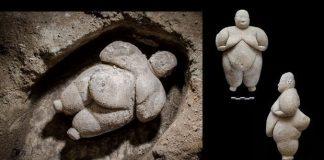 Çatalhöyük'te Neolitik Dönem'e ait 'eşsiz' kadın heykelciği bulundu