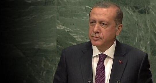 Cumhurbaşkanı Erdoğan BM Genel Kurulu'nda konuştu