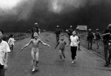 Facebook ve Vietnamlı kız: Napalm kızının fotoğrafı müstehcen mi?