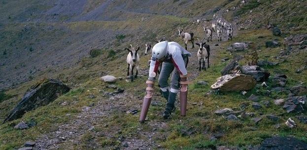 keçi gibi yaşayan adam 10 trilyonluk ödül ig nobel