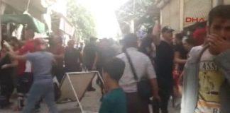 Kilis kent merkezine Suriye'den roket atıldı: 5'i çocuk 6 yaralı