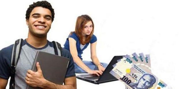 Öğrencilerin yüzde 21'i Kredi ve Yurtlar Kurumu tarafından ödenen aylık 400 TL kredi ile geçiniyor. Geçiniyor geçinmesine de nasıl?