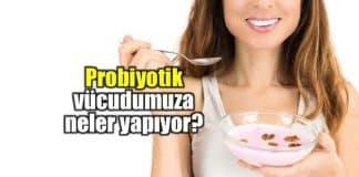 Probiyotik kullanımı, enfeksiyon ve salgın hastalıkları önlüyor