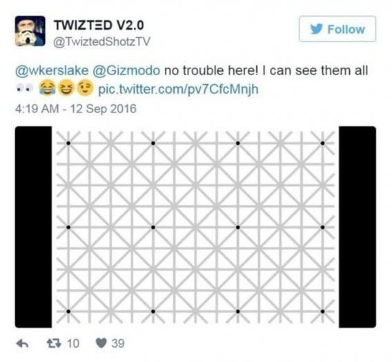 resimde aynı anda kaç nokta görebiliyorsunuz