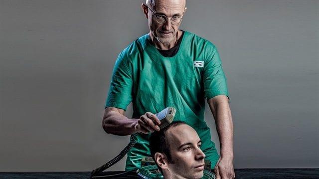 Dünyada ilk kafa nakli 150 doktorla seneye yapılacak