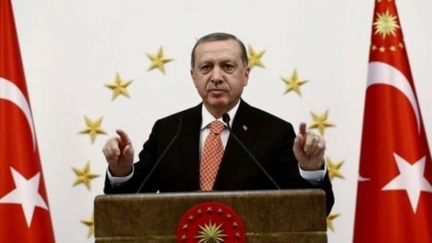"""Times Gazetesi: """"Erdoğan'ın uzun kolu"""""""