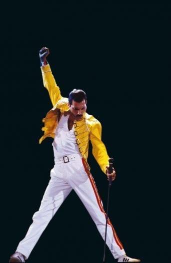 Freddie Mercury merkür retro