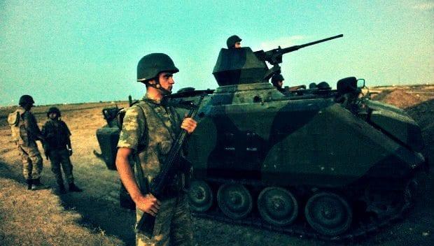 Türk askeri Suriye'de ateşe atılıyor!