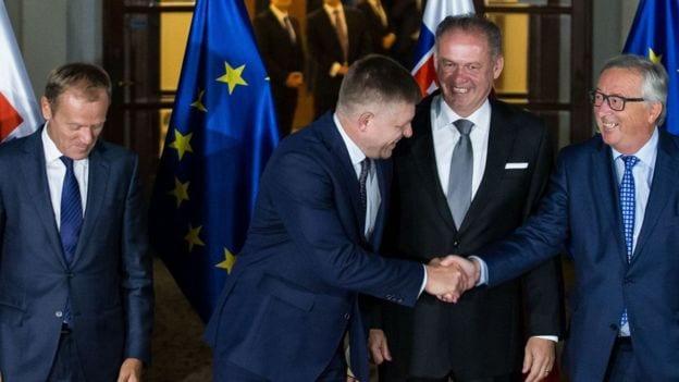 """Tusk: Avrupa'nın """"her tür krizle"""" sallandığı gerçek"""