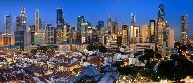 Y kuşağı kariyer ve finansal getiri için yurt dışına yöneliyor singapur