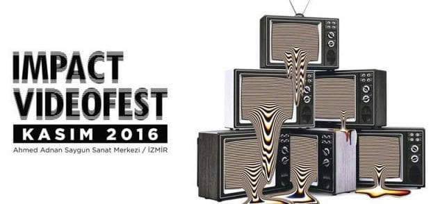 İzmir'in ilk video festivali Impact Videofest 2016