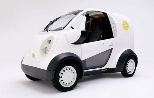 Üç boyutlu (3D) yazıcı ile araba yaptılar