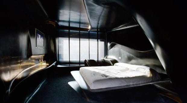Dünyanın en modern 5 oteli ispanya silken puerta america