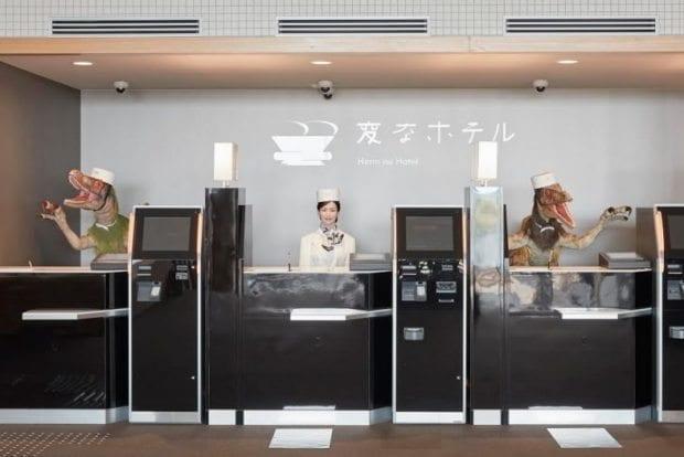 Dünyanın en modern 5 oteli japan henna