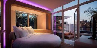 Dünyanın en modern 5 oteli ile zamanda yolculuk