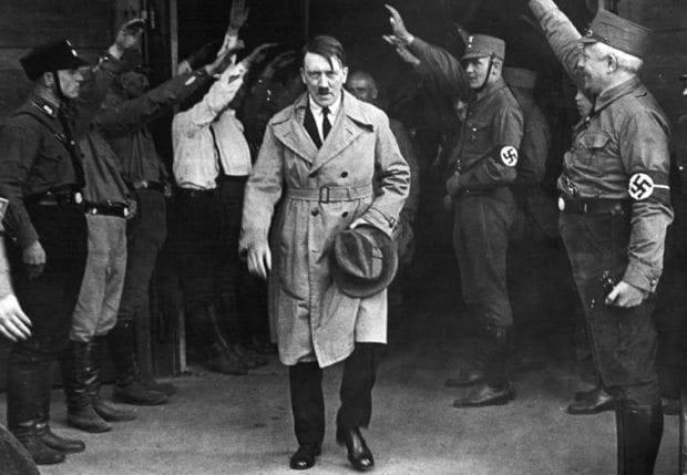 Adolf Hitler Her şey ülkesi ve milleti içindi