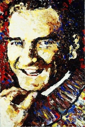 Atatürk gülümsüyor