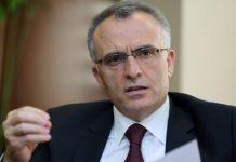 Maliye Bakanı Ağbal, kamuya 60 bin yeni personel alacağız