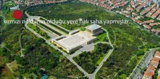CHP, Anıtkabir'deki halı sahanın kaldırılması için 72 saat süre verdi