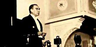 Atatürk'ün 15 Ekim 1927'de okuduğu Nutuk neden önemli?