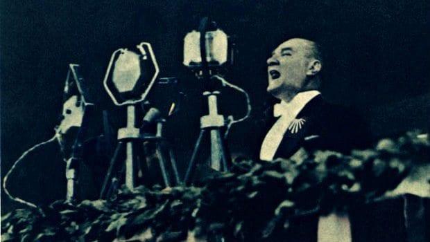 Video: Mustafa Kemal Atatürk'ün onuncu Yıl Nutku