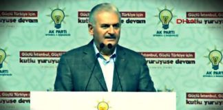Başkanlık gelmezse Türkiye'nin bölünme riski var binali yıldırım