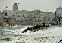 Batı Karadeniz, Marmara ve Kuzey Ege için fırtına uyarısı!