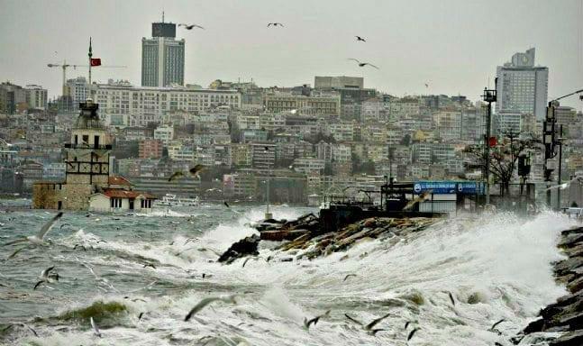 Batı Karadeniz, Marmara ve Kuzey Ege için fırtına uyarısı! hava durumu