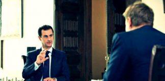 Suriye Devlet Başkanı Beşar Esad bir televizyona verdiği mülakatta, El Nusra, ÖSO ve IŞİD'in Suriye'deki iç savaşta ABD'nin en etkili kartı olduğunu söyledi.