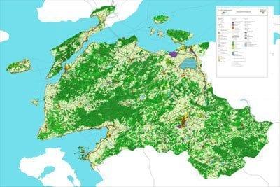 """""""1/100 binlik Çevre Düzeni Planı: Çanakkale'nin sonu"""""""