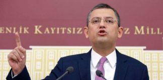 "CHP'li Özel: ""TBMM'yi AKP'ye kapattırmayız, OHAL Meclis'e saygısızlık"""
