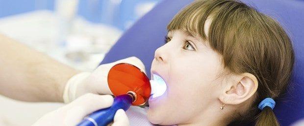 Çocuklar artık dişçiden kaçma planları yapmayacak