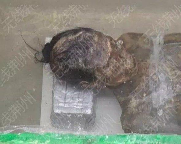 Çin'de bulunan 500 yıllık ceset neden çürümemiş?