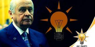 Devlet Bahçeli AKP Genel Başkanı olsun!
