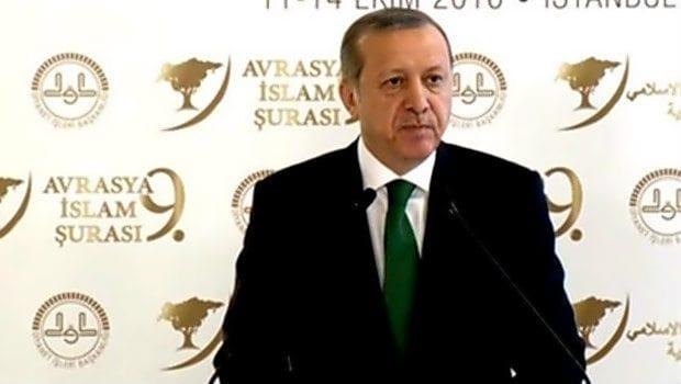 Erdoğan'dan Irak Başbakanı'na: Sen benim seviyemde kalitemde değilsin