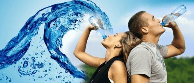 Susadıkça içmeliyiz! Günde 8 bardak su içmenize gerek olmayabilir