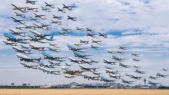 hava trafiği otomobil araba uçak uçuş mike kelly