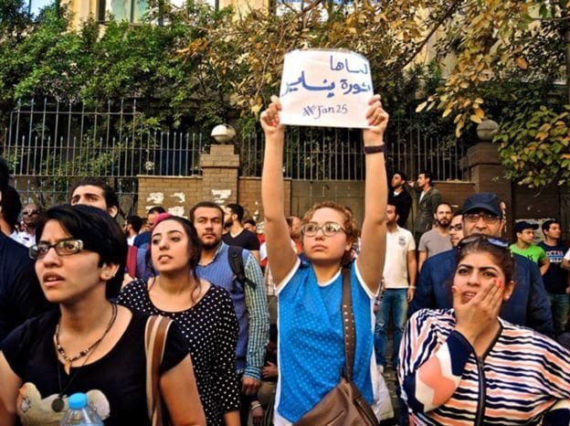 İnternette şantaja direnen kadınlar: Bedenimiz bie ait!