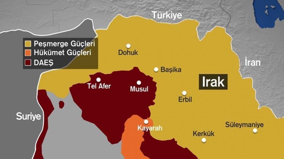 Cadı kazanı olan Musul'da Türkiye'nin B ve C planı