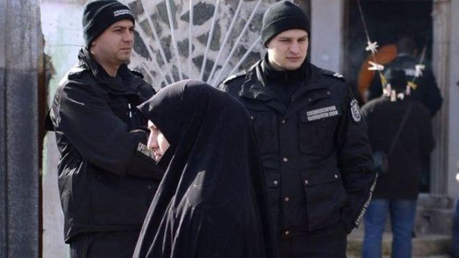 İsviçre'den sonra Bulgaristan'da da peçe yasaklandı