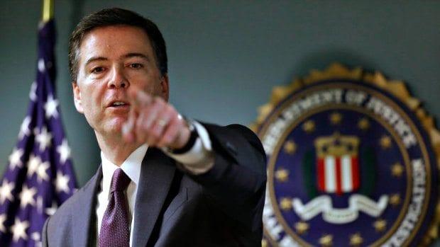 """""""FBI direktörü James Comey seçim sonuçlarını Hillary Clinton aleyhinde etkiliyor"""" iddiası gündeme damga vurdu"""