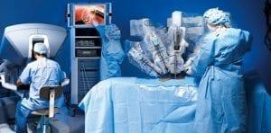 kanser tedavisinde robotik cerrahi
