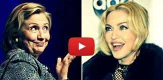 Madonna: Hillary Clinton'a oy verenlere oral seks yapacağım