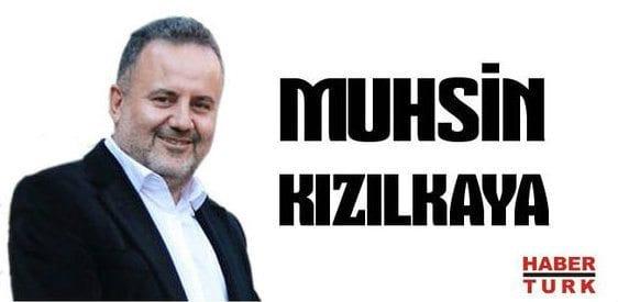 Eski Ak Parti Milletvekili olan Muhsin Kızılkaya, Habertürk gazetesi köşe yazarı