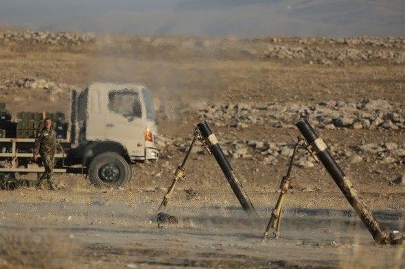 Musul'u DEAŞ ışid daeş operasyonu ilk görüntüler