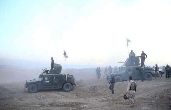 Musul'u DEAŞ ışid daeş operasyonu koalisyon
