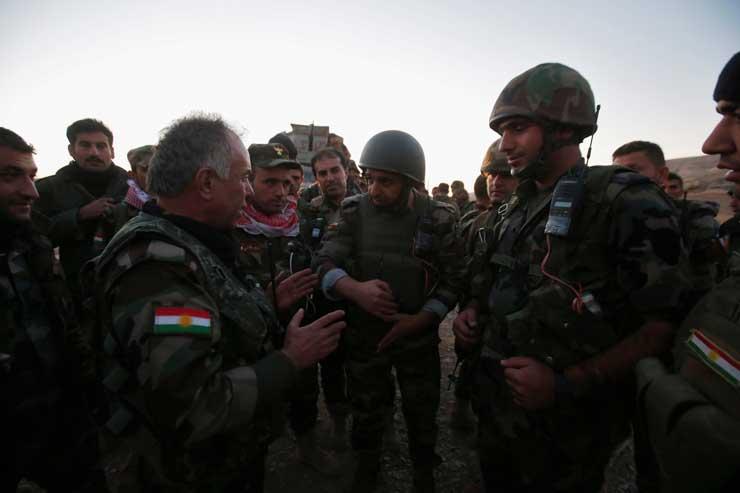 Musul'u DEAŞ ışid daeş operasyonu ırak ordusu
